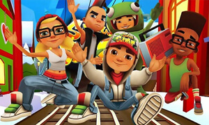 gioi thieu game subway surfers