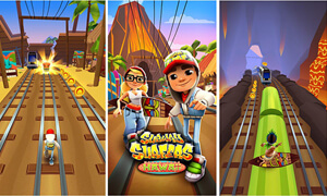 luat choi game subway surfers