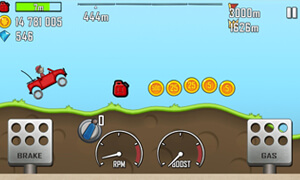 cac chi so trong game hill climb racing