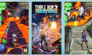 cac item ho tro nguoi choi trong game temple run 2