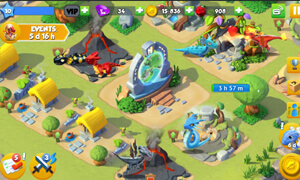 cach choi game dragon mania