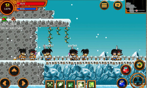 cach choi game ninja school