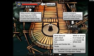 cach choi game samurai 2