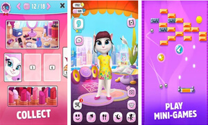 cach choi game talking angela