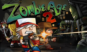 game ban sung sinh ton offline zombies age 2