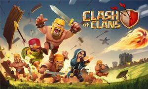 gioi thieu game clash of clans