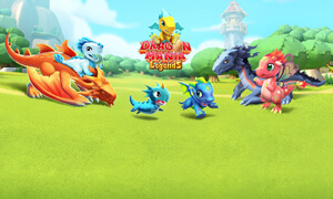 gioi thieu game dragon mania