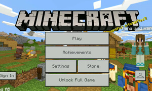 gioi thieu game minecraft trial