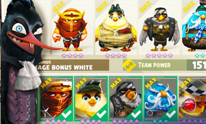 cach choi game angry birds evolution