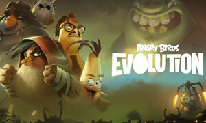 gioi thieu game angry birds evolution