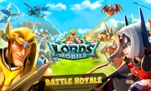 gioi thieu game lords mobile phien ban moi