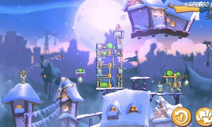 noi dung chinh game angry birds 2