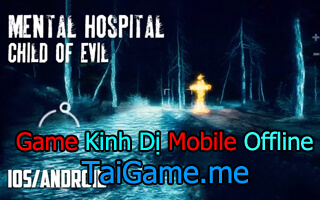 game-mental-hospital-child-of-evil