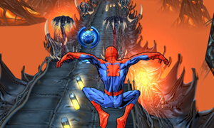 game-spider-man-running