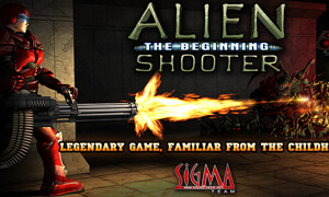 gioi thieu game alien shooter