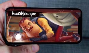 gioi thieu game hello neighbor
