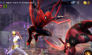 nhung game spider man cho android