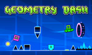 noi dung chinh game geometry dash lite