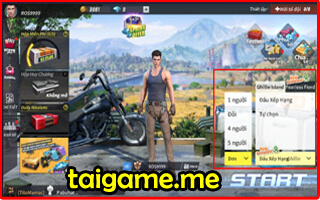 cac che do choi cua rules of survival