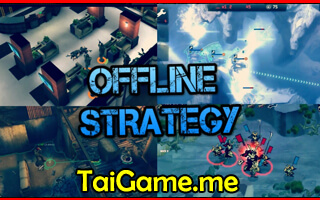 game chien thuat offline nhe cho mobile