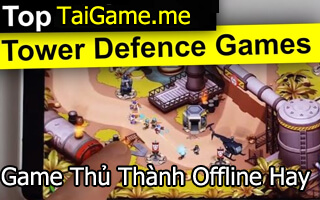game thu thanh offline hay
