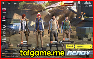 tai game rules of survival phien ban moi