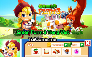 gioi thieu game green farm 3