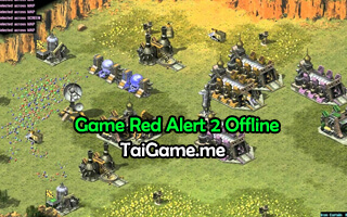 huong dan cach choi game red alert 2