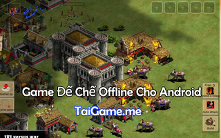 kinh nghiem choi game de che offline cho android