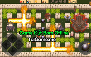 noi dung chinh cua game dat bom co dien
