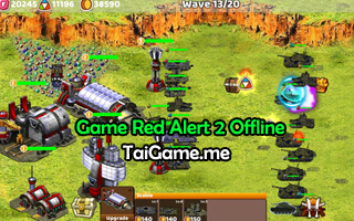 noi dung chinh cua game red alert 2