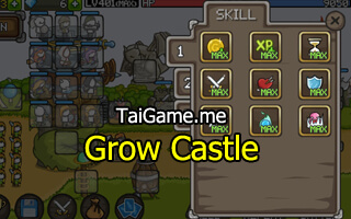 cac skill grow castle