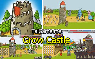 gioi thieu game grow castle
