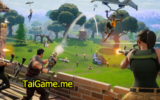 noi dung chinh game fortnite battle royale