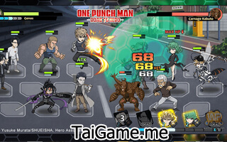 noi dung game one punch man