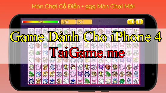 game-danh-cho-iphone-4-pikachu-co-dien