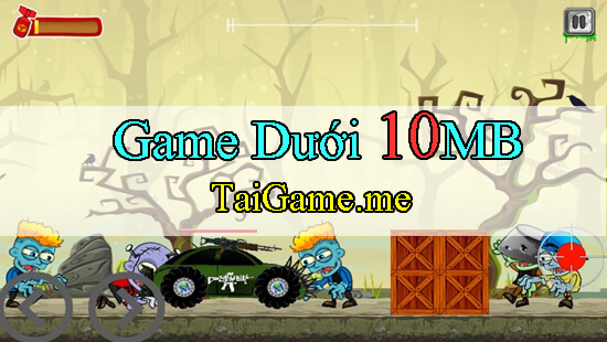 game-duoi-10mb-cho-android-zombie-attack-2