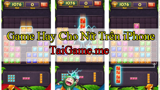 game-hay-cho-nu-tren-iphone-xep-do-khoi